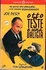 Otto teste e una valigia  (1998) VHS  CGG Video  Joe Pesci -   unica in eBay