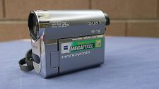 Sony Handycam DCR-HC62 Camcorder -GREY - JUST NEED A NEW BATTERY.