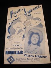 Partition Marie Laurence Victoria Marino Plante Anzi Music Sheet