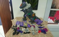 Transformers Original G1 1986 Base Trypticon 95% Complete