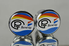 new Pinarello Banesto Handlebar End Plugs plug Bar Caps vintage bouchons calotte