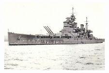 rp17293 - Royal Navy Warship - HMS Prince of Wales - photo