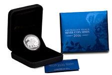 2016-P Australia $1 1 Oz High Relief Proof Silver Koala Coin (In OGP) SKU41874