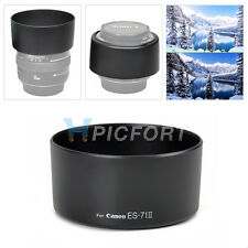 New ES-71II ES-71 II Lens Hood Compatible with for Canon EF 50mm F1.4 USM