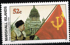 Marshall Isl WW2 Red Army Nazi's Siege of Leningrad Lifted in 1944 MNH stamp