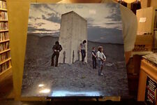 The Who Who's Next LP sealed 180 gm vinyl RE reissue 2015