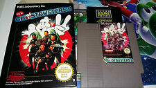 NEW GHOSTBUSTERS 2 NES NINTENDO PAL (LEER)