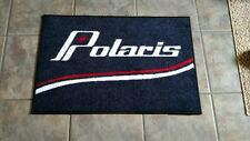 Polaris Snowmobile Vintage Retro logo door mat tx colt