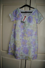 Lego Wear Clothing Girls Dress Floral BNWT Age 6
