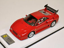 1/18 Looksmart MR Ferrari 288 GTO Evoluzione standard wheels white leather #199