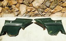 1969-72 Pontiac Grand Prix Interior Rear Qtr Panels Power windows Arm Rest SJ