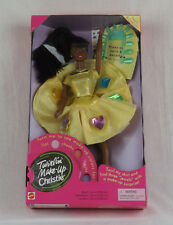 Twirlin Make Up Christie African American Barbie 1997 New 18422 NIB Nails Jewels