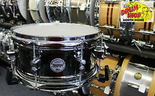 PDP Concept Black Nickel over Steel Snare 13x6.5 - VIDEO DEMO! Free Shipping!!