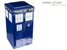 Doctor Who - TARDIS Tin Storage Box. FAST 'N FREE DELIVERY
