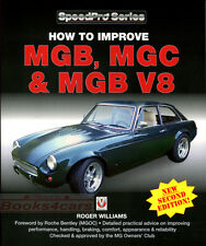 MGB MANUAL HOW TO IMPROVE WILLLIAMS BOOK