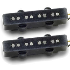 Seymour Duncan Antiquity Jazz Bass pickup set neck & bridge J NEW free shipping