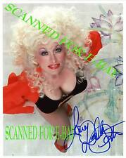 "DOLLY PARTON--SEXY 8.5""x11"" Busty ""Knockout"" Photo #1--Signed!^"