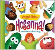 Hosanna! Today's Top Worship Songs for Kids by VeggieTales (CD, Mar-2011, Big...