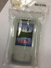 Nokia 6500 Slide Silicon Case in Clear White SCC4328WH. Brand New in packaging.
