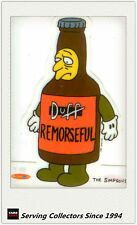 Australia (Tempo) The Simpsons Downunder Trading Cards 7-Duff Die Cut Card 7D7
