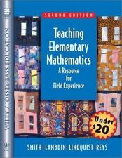 Teaching Elementary Mathematics : A Resource for Field Experiences (WileyJossey-