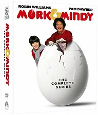 Mork and Mindy TV Series Complete Season 1 2 3 4 DVD SET Collection Lot Show Box