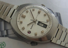 NICE&RARE VINTAGE RADO MARCO POLO DAY/DATE AUTOMATIC 25 JEWELS SWISS MADE WATCH