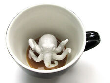 Cthulhu Creature Cup Coffee Mug Black Horror Science Fiction Gift H.P. Lovecraft