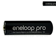 1 x Panasonic Eneloop PRO AA battery Rechargeable 2500mAh Ni-MH High capacity