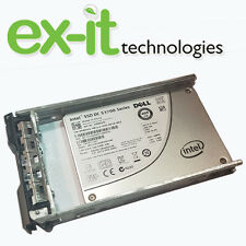 "58DVD Dell Enterprise 400GB SSD SATA Drive 2.5"" 6Gbps S3700 for R720 with T"