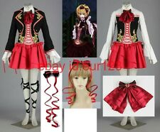 Vocaloid 2 Kagamine Len Rin dragon Cosplay Costume Custom