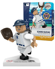 ICHIRO SUZUKI #51 NEW YORK YANKEES 3,000 HITS OYO MINIFIGURE 1/311 MADE NEW