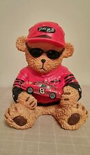 Dale Earnhardt Jr #8 Nascar Teddy Bear Bank Racing