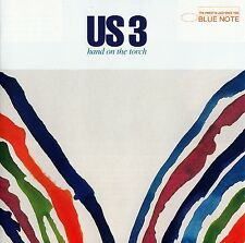 US3 : HAND ON THE TORCH / CD (BLUE NOTE 1993) - TOP-ZUSTAND