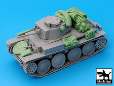 Pz.Kpfw.38 Ausf.G accessories set, T35031, BLACK DOG, 1:35