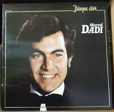 MARCEL DADI DISQUE D'OR GATEFOLD COVER   FRENCH LP