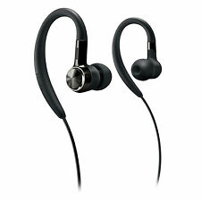 Philips SHS8100 Stereo Clear Nature Sound Wired Sport Earhook Headphones
