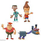 "Nickelodeons Nicktoons Jimmy Neutron 4 pack 2"" Mini Figures Sheen Carl Goddard"
