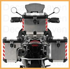 BMW MOTORCYCLE R1200GS/GSA/F800GSA REFLECTIVE PANNIERS/CASES STICKERS. !!!