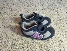 Merrell toddler Shoes  Sz 8, Black Gray Ked