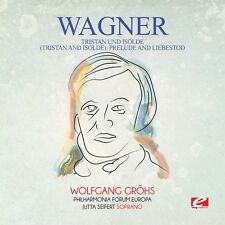 Tristan Und Isolde (Tristan & Isolde): Prelude - Wagner (2015, CD NEUF) 8942320