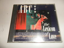 Cd    ABC  ‎– The Lexicon Of Love