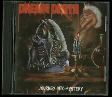 Dream Death Journey Into Mystery CD new High Roller Records ‎– HRR 373 CD