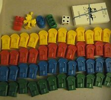 Monopoly Junior Parker Brothers Board Game Pieces B6