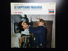 Disque Le capitaine fracasse Jean Marais Philips