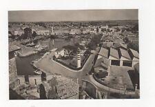 La Rochelle Vue Generale du Bassin France 1959 RP Postcard 366a ^