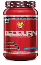 BSN ISOBURN Protein Powder - Vanilla ice cream 1.32 Pound [BSN2190138] NEW PTR