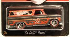HOT WHEELS 2015 COLLECTOR EDITION MAIL-IN 64 GMC PANEL DELIVERY. SHIP W.W.