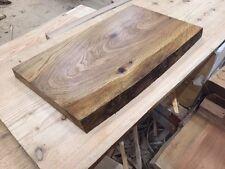 Baumscheibe, Waschtisch, Tischplatte, unbesäumt/gerade, Eiche, Baumkante 60 Öl
