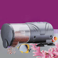 Aquarium Tank Automatic Fish Feeder Intelligent Food Timer Feeding Dispenser Set